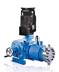 Piston_diaphragm_pump_R511-1_with_Ex-motor